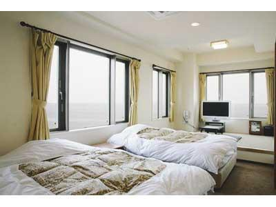 Japanese/Western-style Room (Japanese/Western-style Room (2 Beds, New Building))