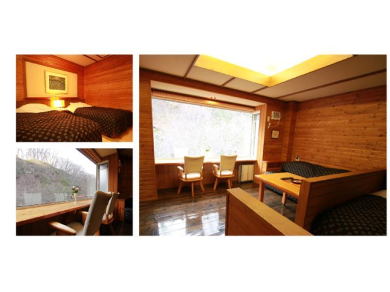 ツイン (Twin Room (New Building))