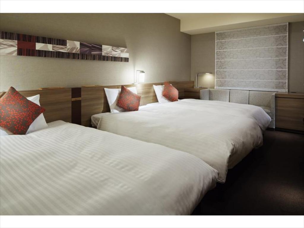 Moderate Twin Room - Guestroom