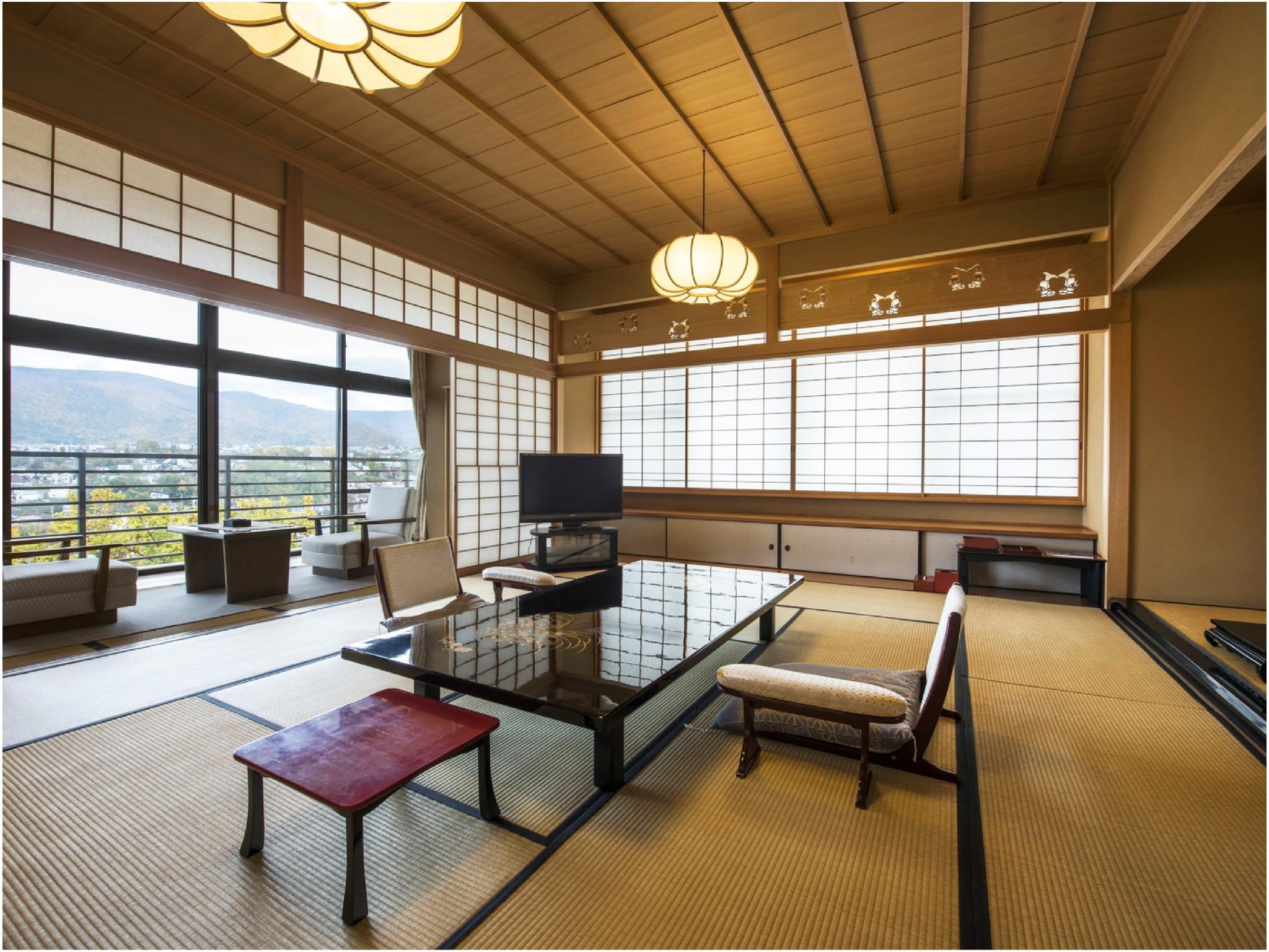 Japanese-style Room (Ginrei Type, Main Building)