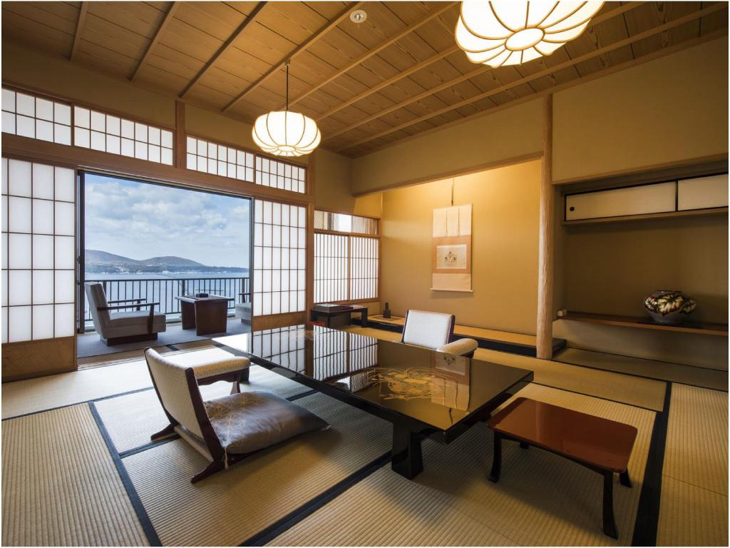 Japanese-style Room (New Building)