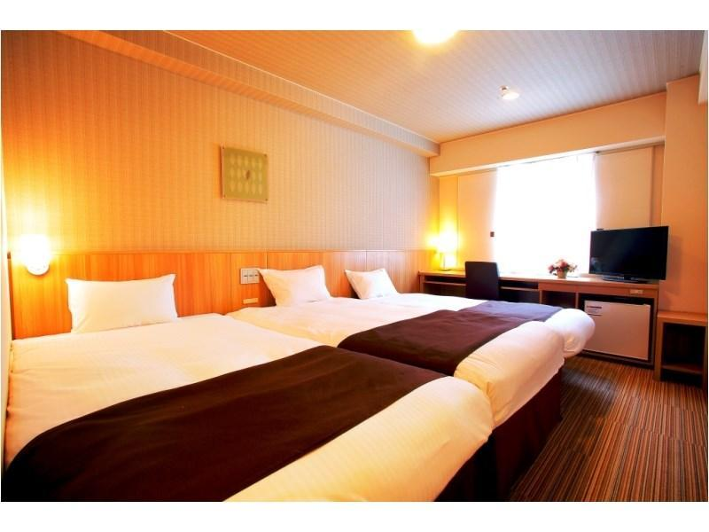 好萊塢三人房(2張單人床+簡易床) (Hollywood Triple Room (Twin Room + Extra Bed))
