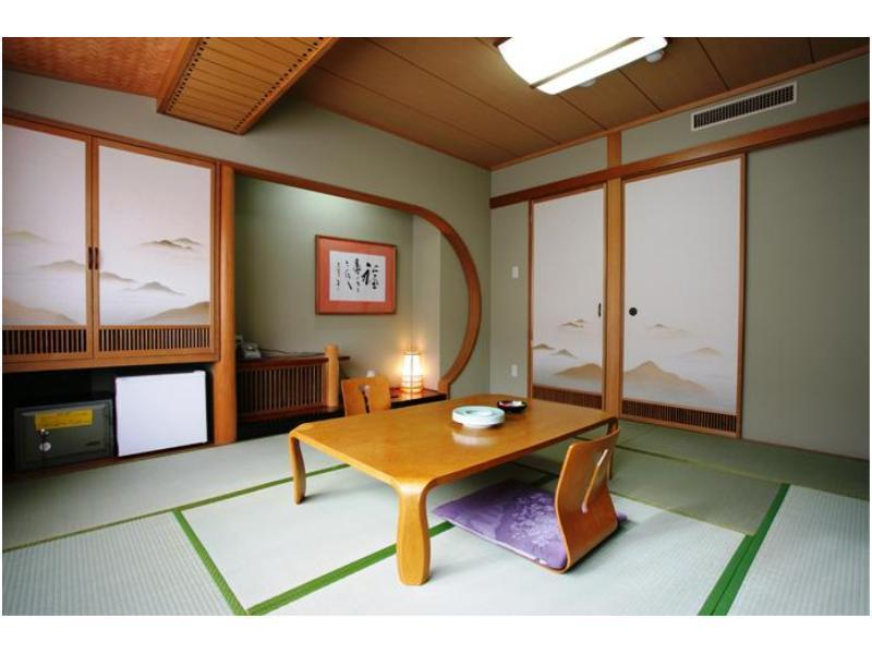和式房(无法指定入住馆) (Japanese-style Room *Building allocated on arrival)
