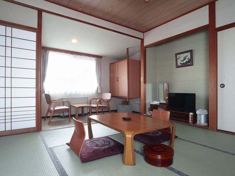 다다미 객실(YU-NO-YADO SHOEN/노천탕) (Japanese-style Room with Open-air Bath (Yu-no-Yado Shoen Type))