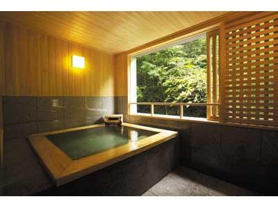 Japanese-style Room with Scenic View Bath