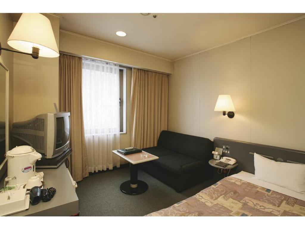Single Room - Guestroom Yubari Hotel Shuparo