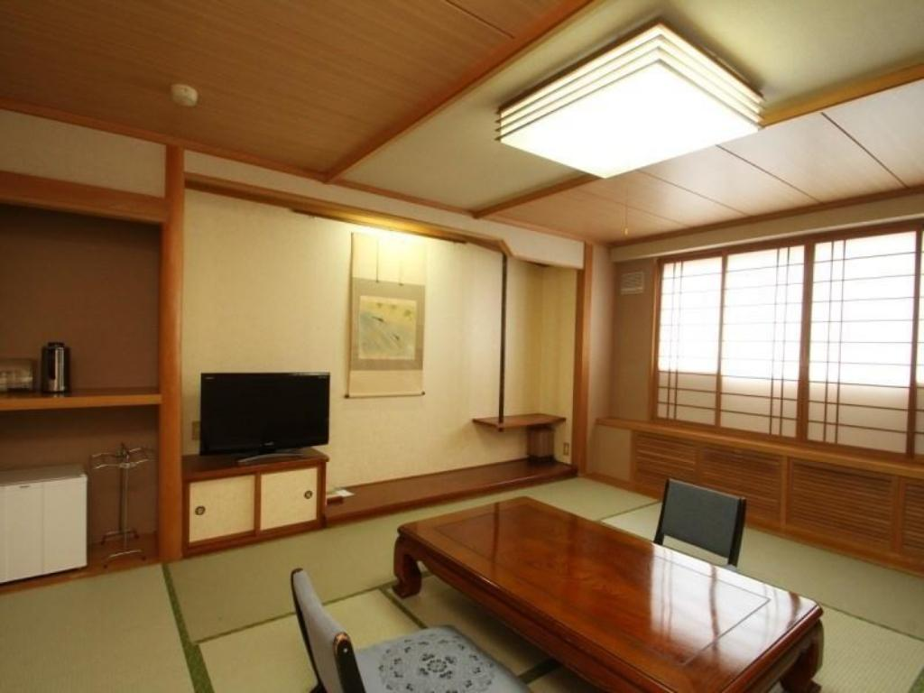 Japanese-style Room (*Non-smoking from 2020/4/1) - Guestroom Hotel Akankoso
