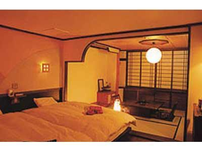Twin Room with Irori Hearth (*Non-smoking from 2020/4/1)