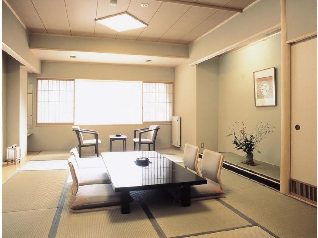 Standard Japanese-style Room (Building No. 3) - Guestroom