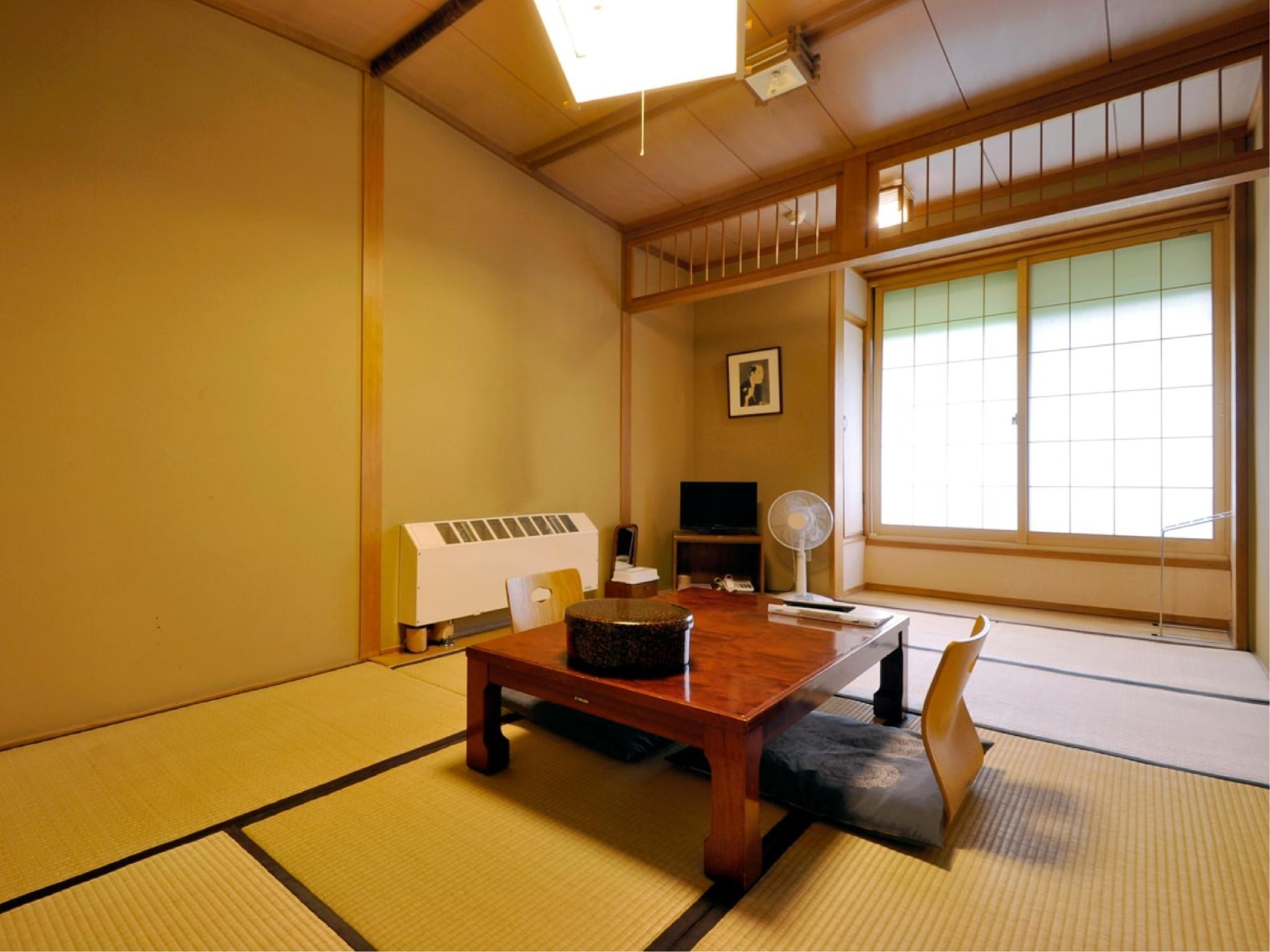 【別館】6畳和室(2F・トイレなし)|6畳 (Japanese-style Room (Annex) *No toilet in room)