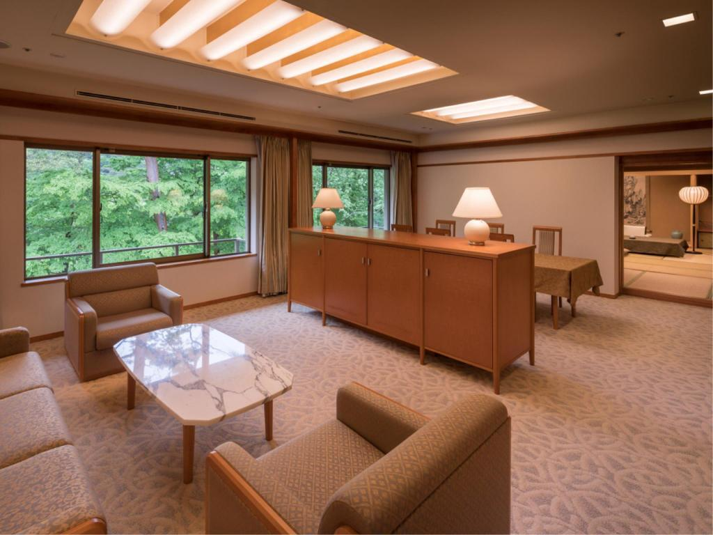 Special Crown Japanese-style Suite - Guestroom