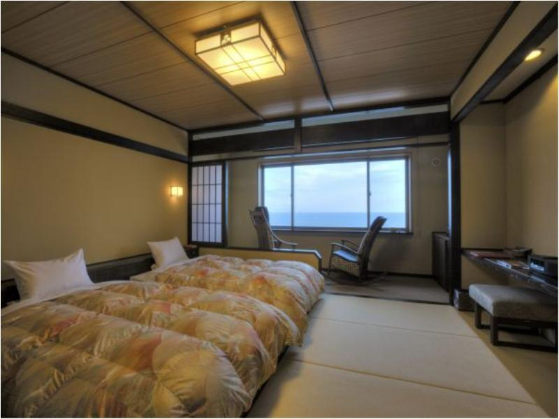 和式雙人雙床房(2張床) (Japanese-style Twin Room (2 Beds))