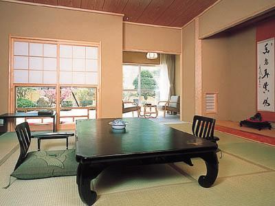 东馆 和式房 (Japanese-style Room (East Wing))