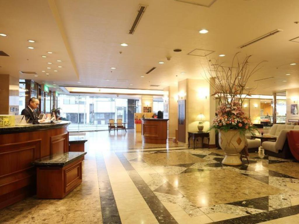 大堂 函馆皇家酒店 (Hotel Hakodate Royal                                                            )