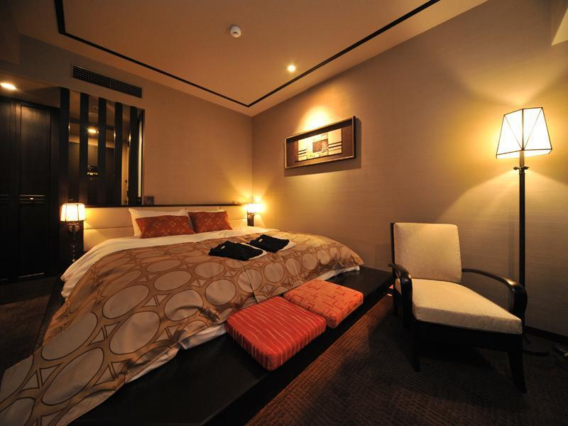 ダブル|24平米 (Double Room*Has shower, no bath in room)