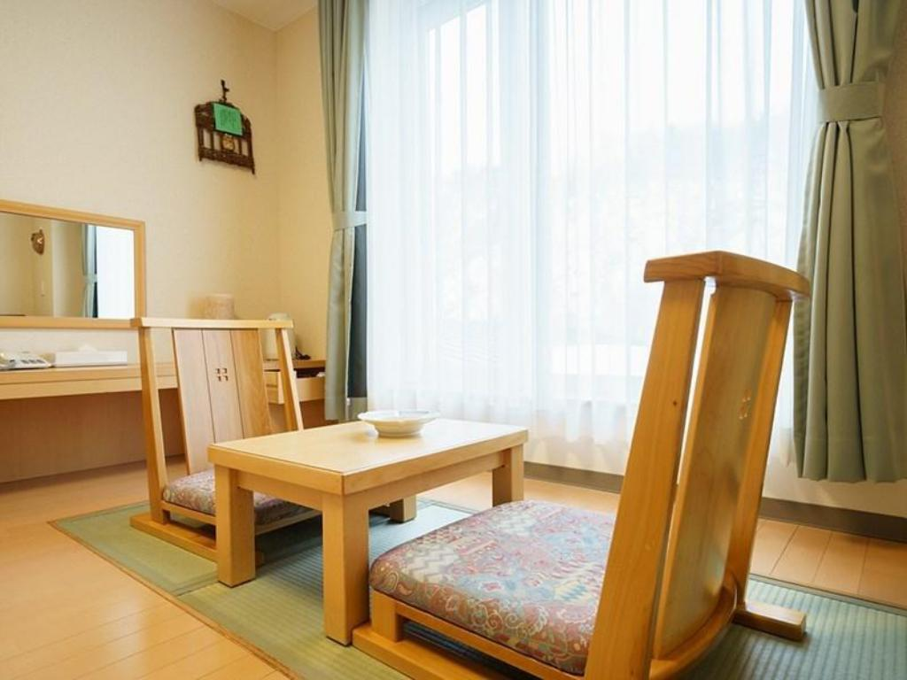 Japanese-style Twin Room (New Building) - Guestroom
