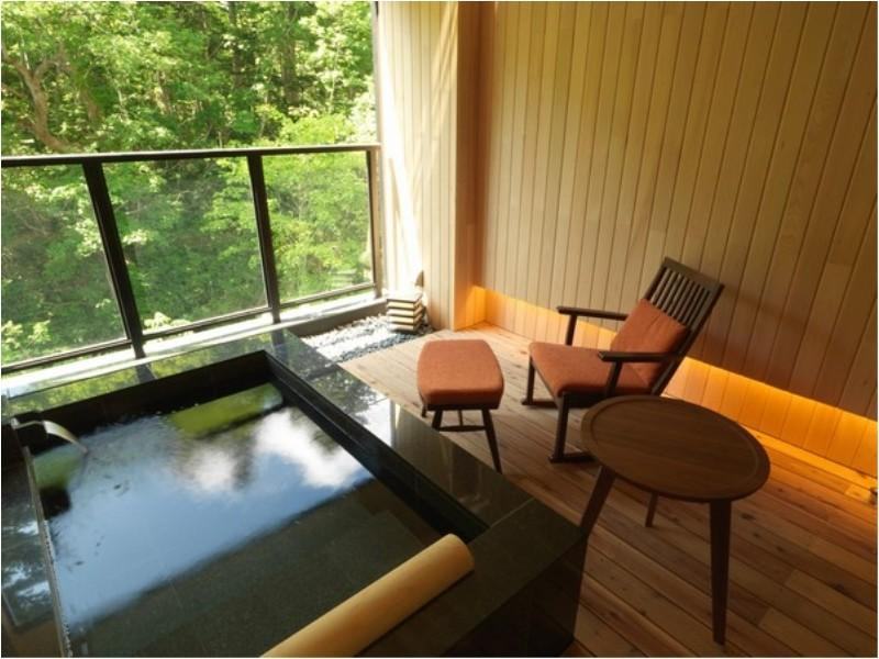 Suite (Suite with Open-air Bath & Massage Chair)