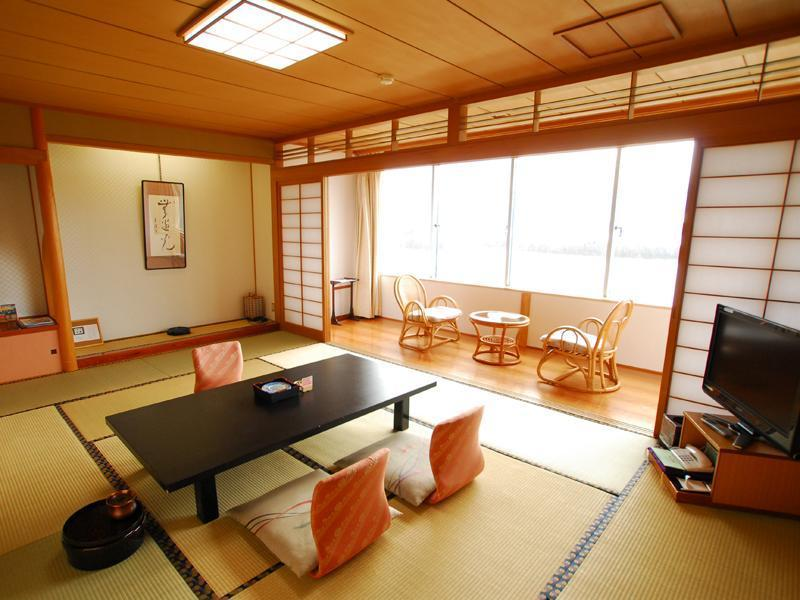 新馆(花Sarasa) 和式房 (Japanese-style Room (New Building Hana Sarasa))