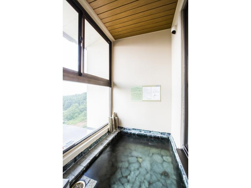 트윈룸(온천탕) (Deluxe Twin Room with Hot Spring Bath)