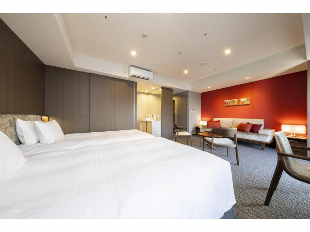Stay Premier Twin Room - Guestroom