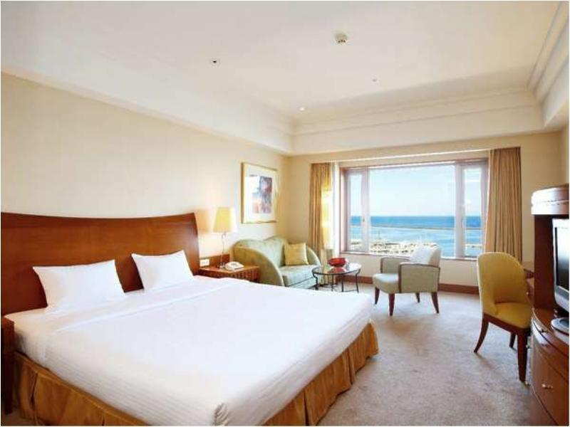 双人大床房 (Superior Double Room (Ocean View))
