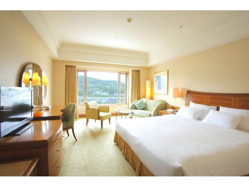디럭스 더블룸(고층) (Deluxe Double Room (Upper Floors))