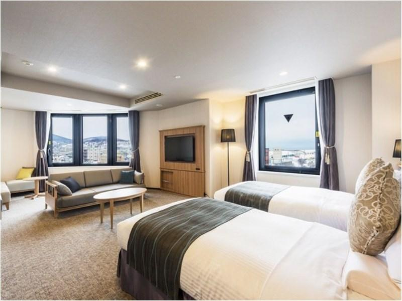 新改裝 行政雙人雙床房 (Executive Twin Room *Refurbished room)