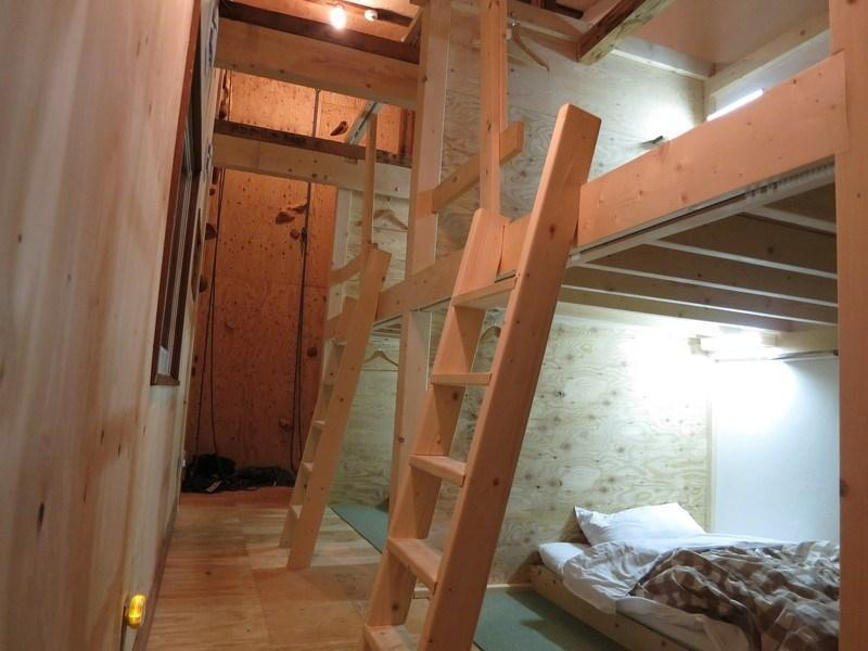Men's Dormitory Room(4 beds are available)