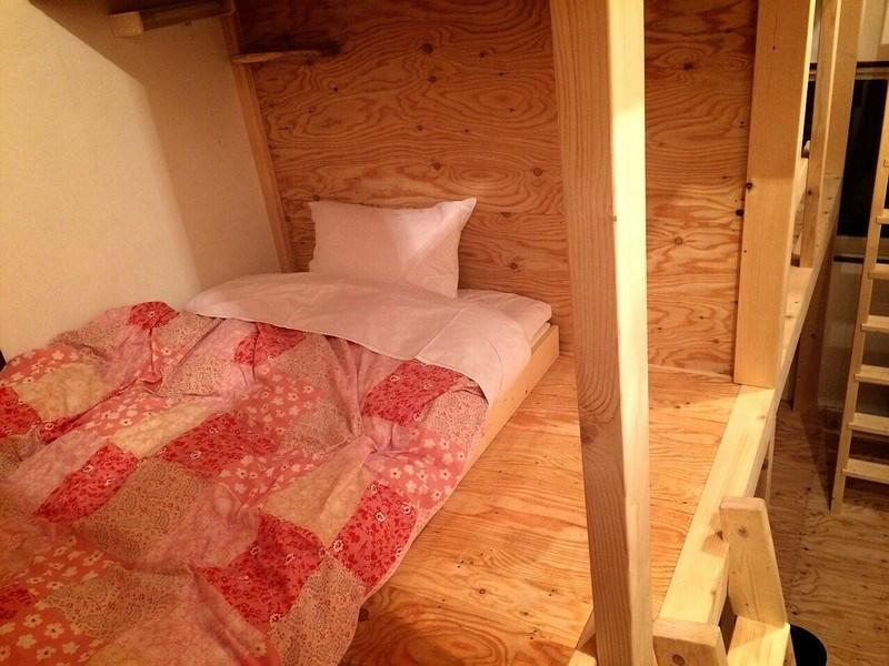 Ladies' Dormitory Room(3 beds are available)