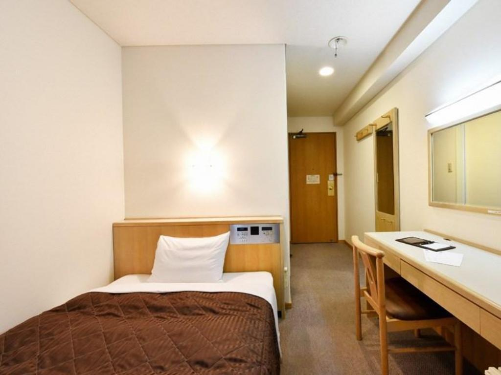 Single Room Type A - Guestroom Hotel Pearl City Sapporo