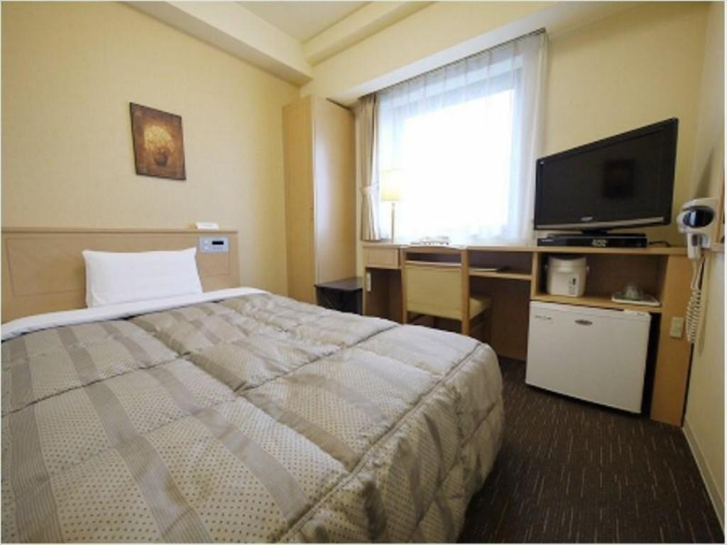 Single Room - Guestroom Route Inn Grantia Hakodate Ekimae