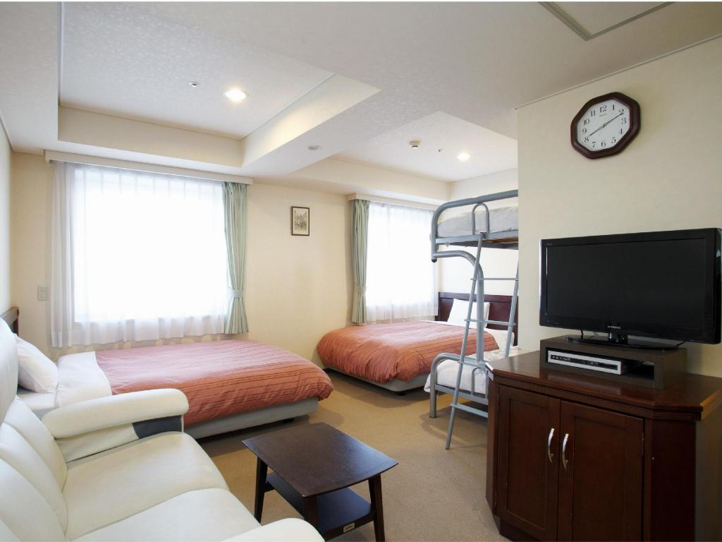 Family Room - Guestroom Chitose Station Hotel