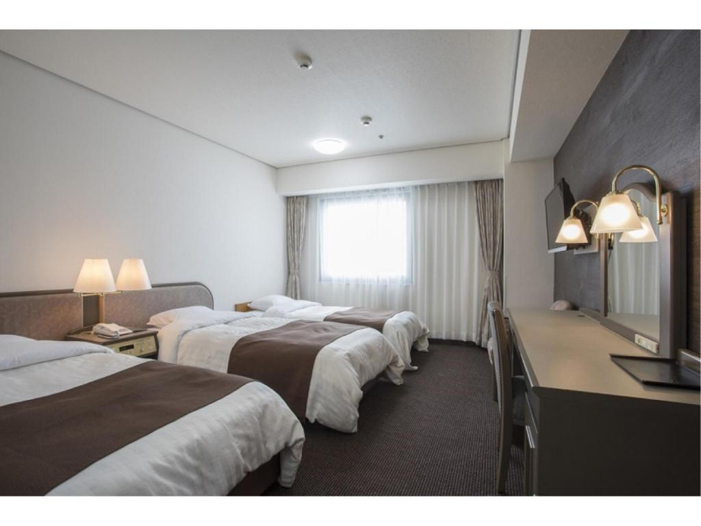 Triple Room *Allocated on arrival - Guestroom