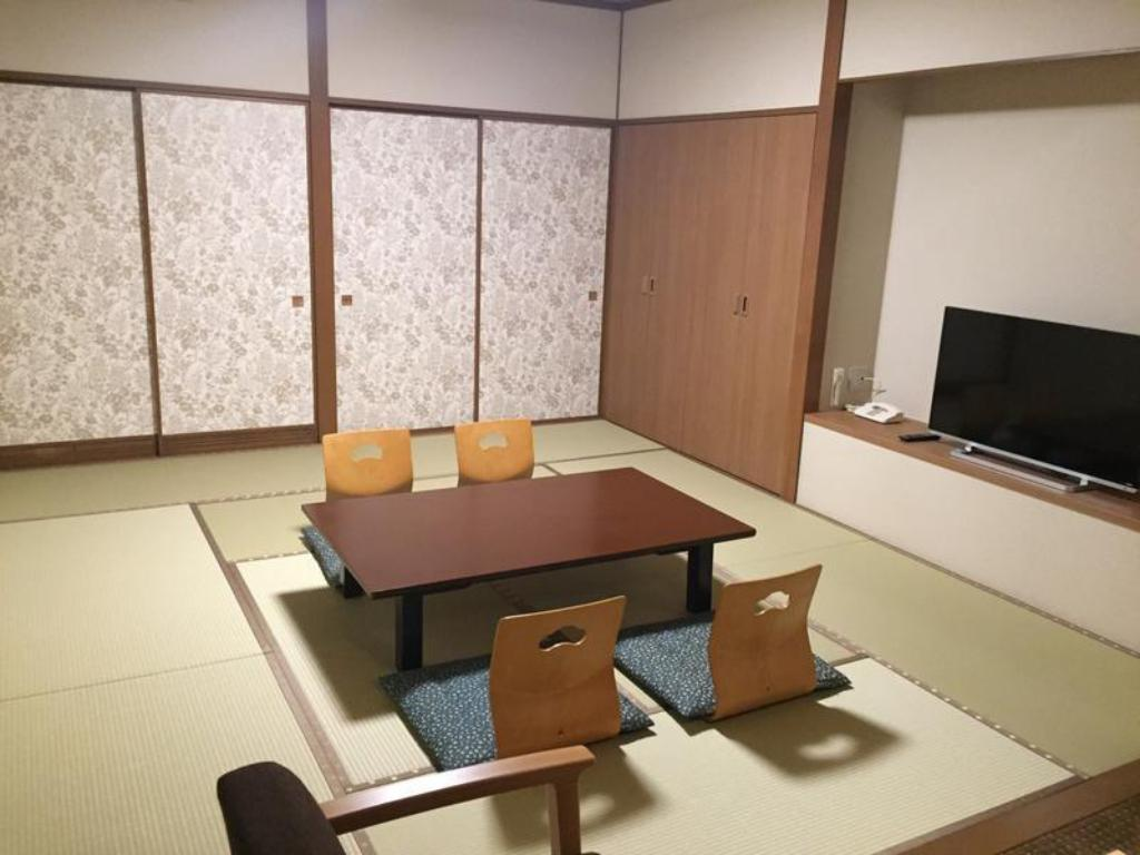 Japanese Style Room - Guestroom Hotel Mahoroba