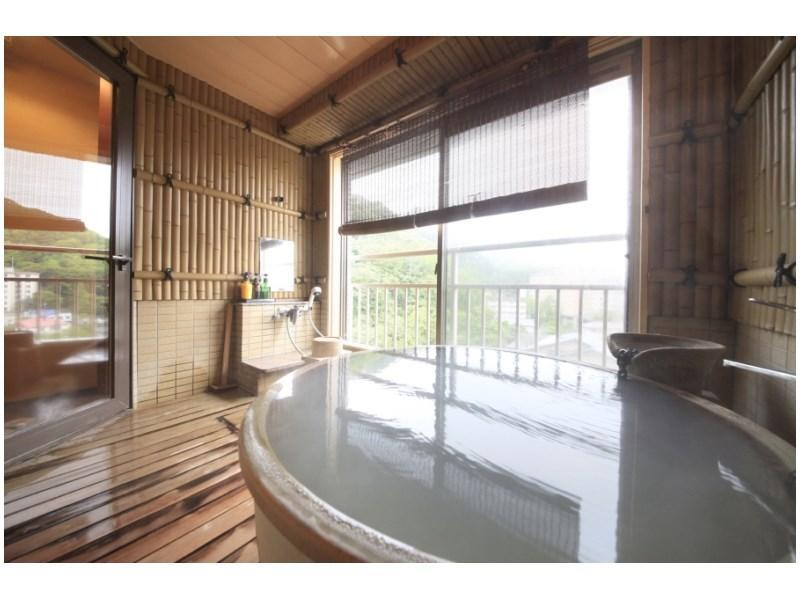 和洋式房+觀景風呂 (Japanese/Western-style Room with Scenic View Bath)