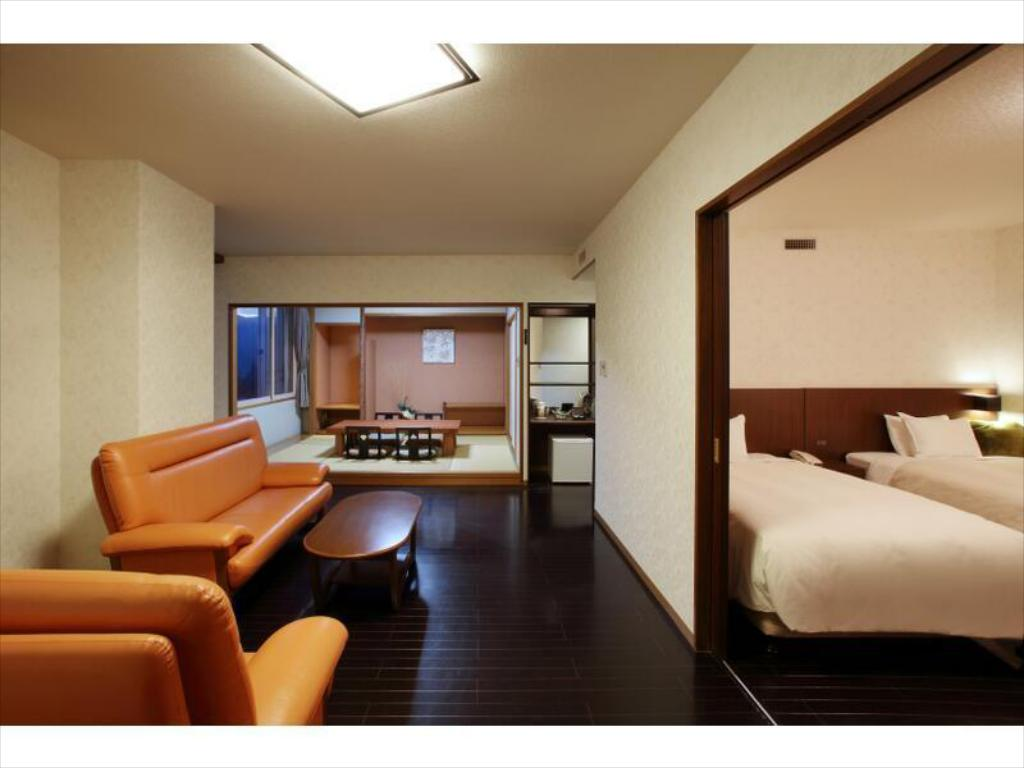 Japanese Western Style Room - Guestroom Oirase Mori no Hotel