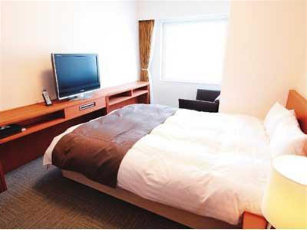 Single Room - Guestroom Dormy Inn Hirosaki
