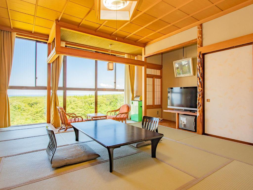 Japanese Style Room Main Building - Guestroom Seiko Grand Hotel