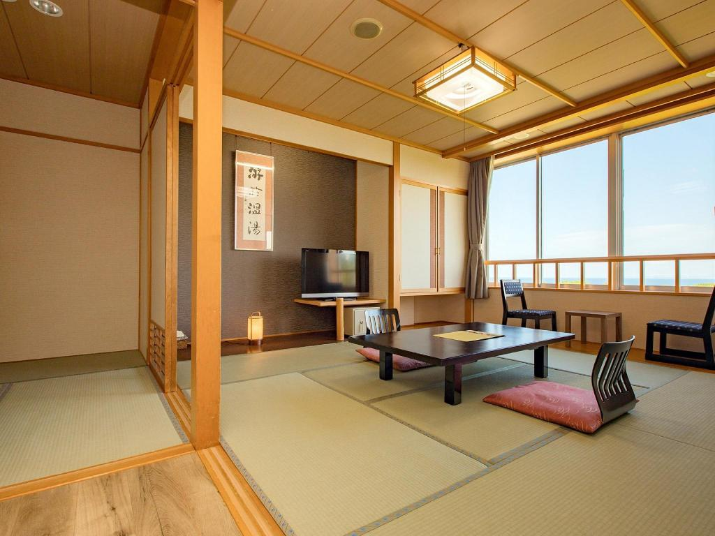 South Wing Japanese Style Room - Guestroom