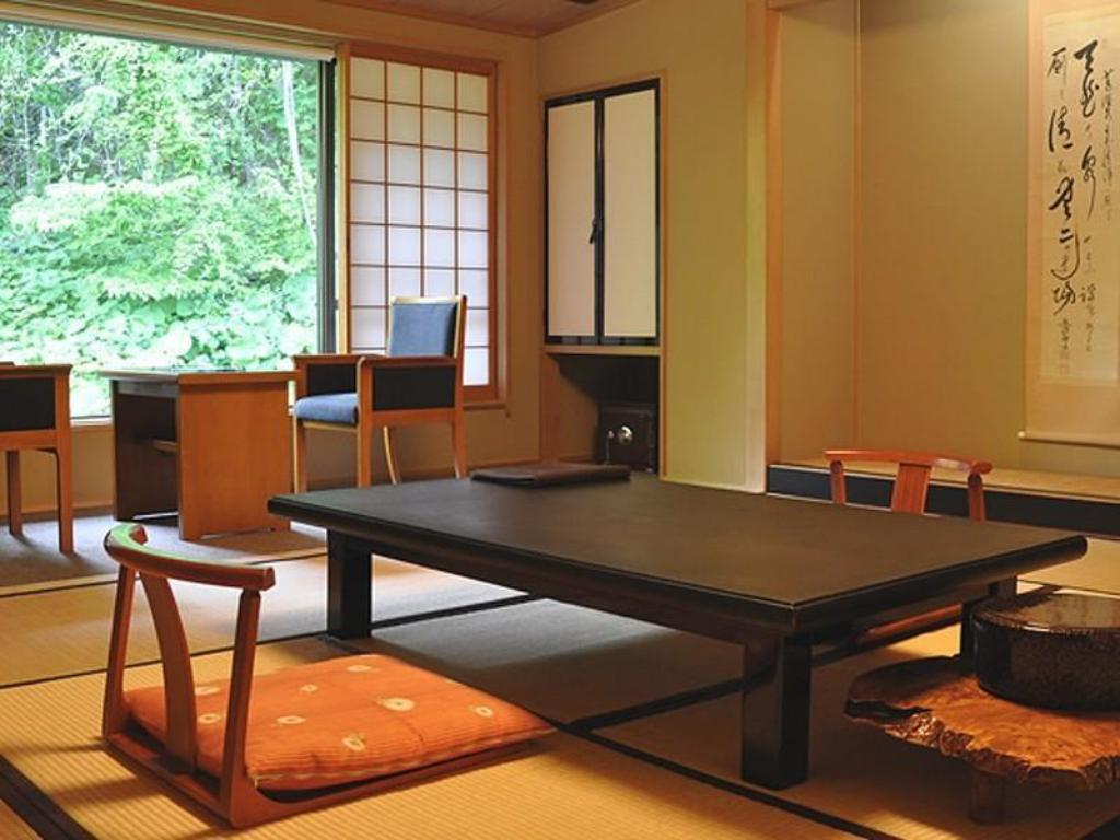 Japanese-style Room (2 Japanese Beds) - Guestroom Tsuta Onsen
