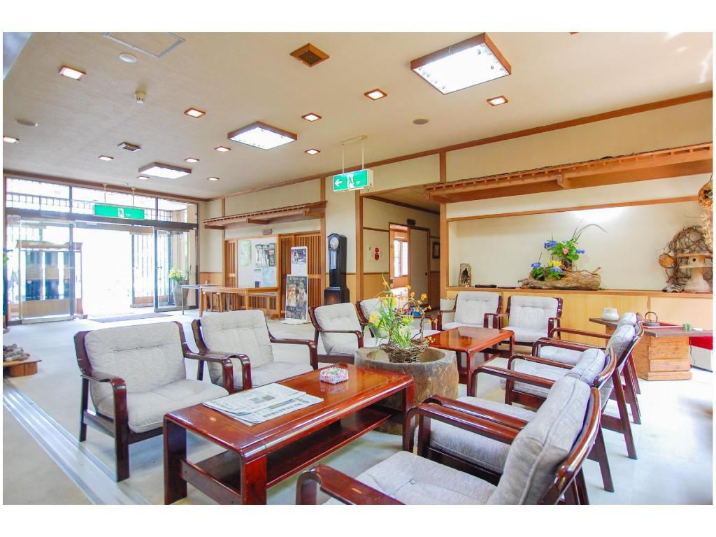 大廳 十和田湖湖畔酒店 (Towadako Lakeside Hotel)