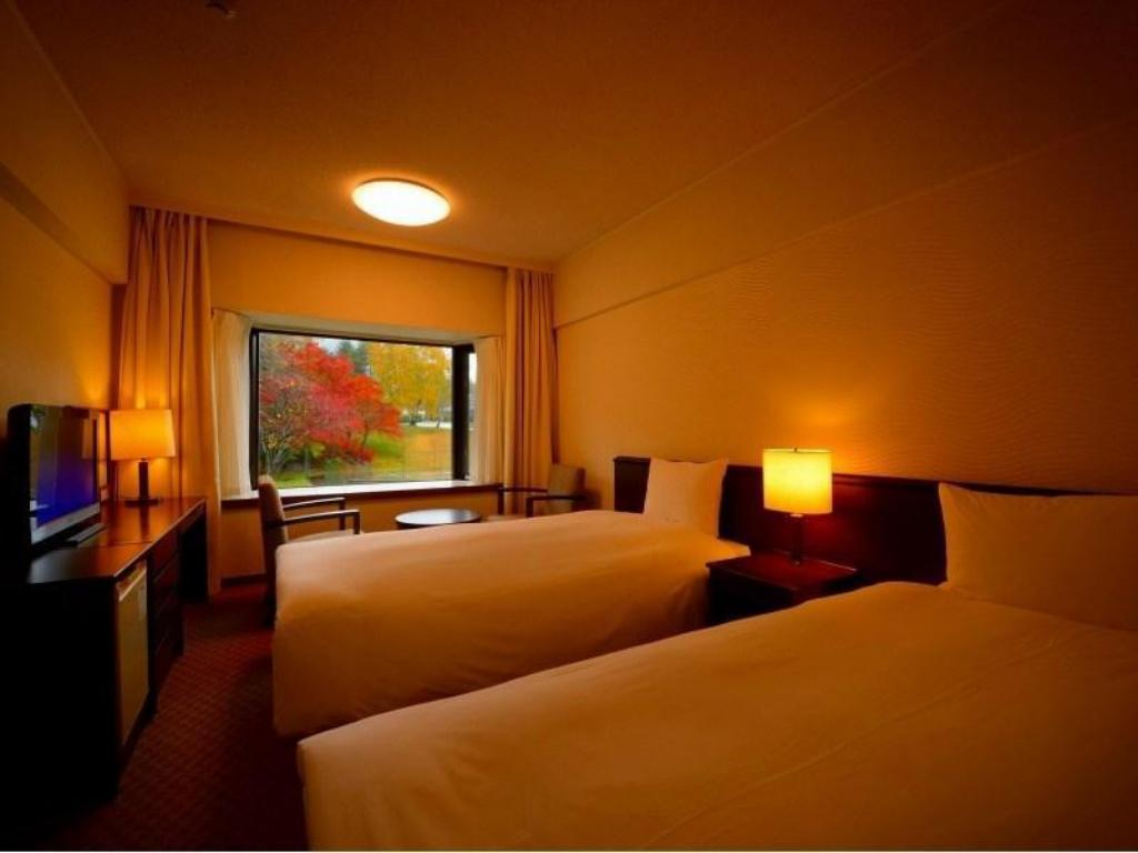 Mountain Side Twin Room - Guestroom Towada Prince Hotel