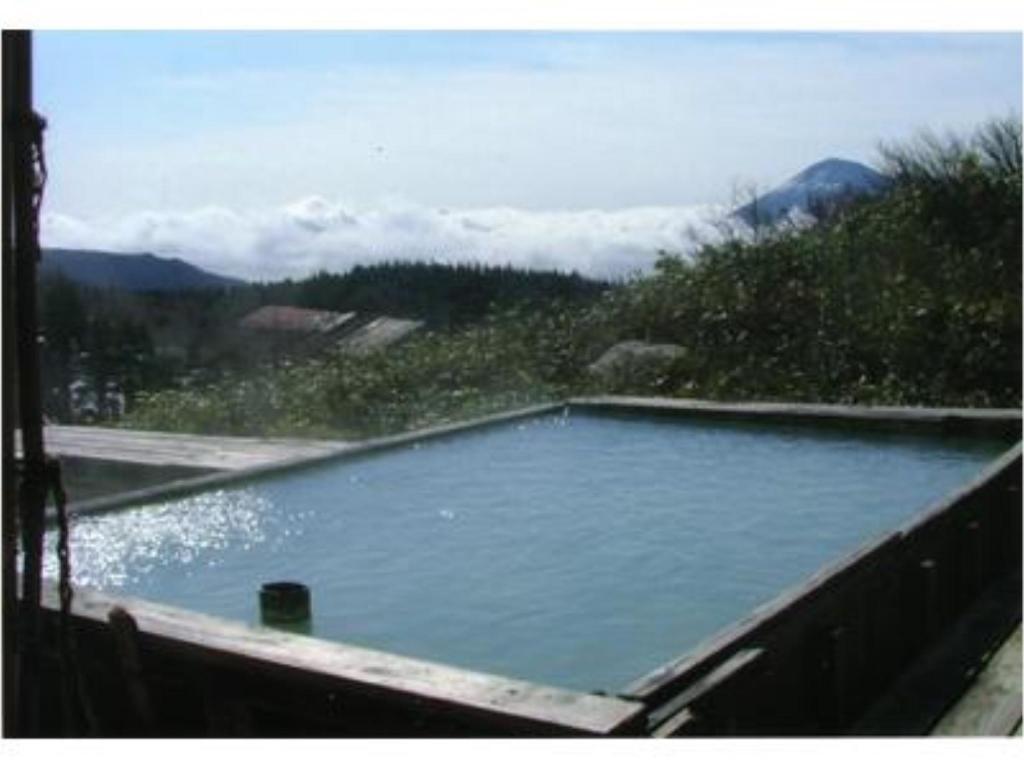 荘 彩雲 『藤七温泉 彩雲荘』湯畑のような露天風呂がある標高1400mの東北最高地にある秘湯に連泊してきましたの!
