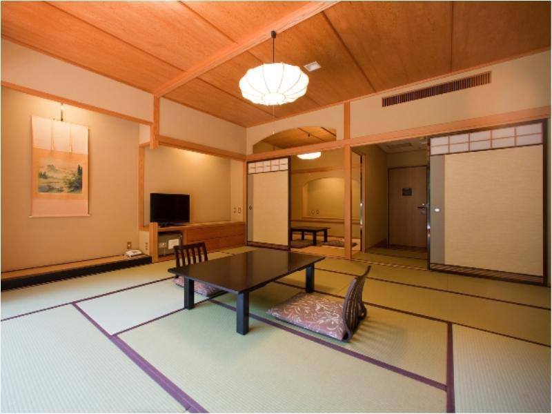 新馆 和式房※有厕所 (Japanese-style Room (New Building) *Has toilet)
