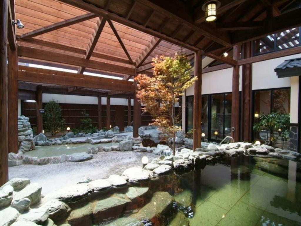 ルートイングランティア秋田 SPA RESORT (Route-Inn Grantia Akita Spa Resort)