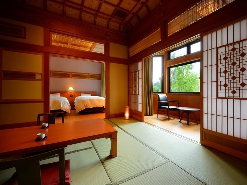和洋式房(無浴室) (Japanese/Western-style Room*No bath in room)