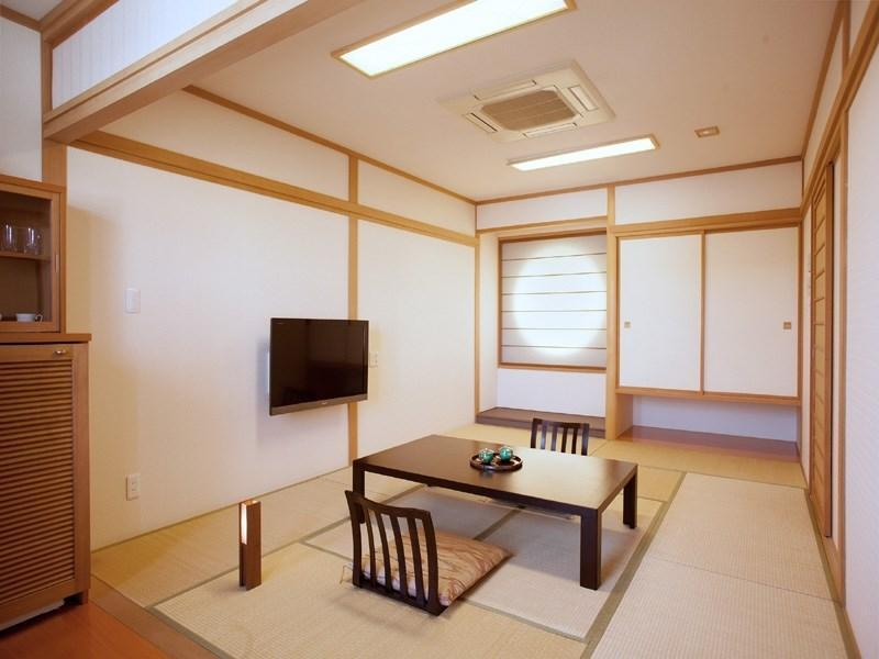 Japanese-style Room (Top/Scenic View Floor)