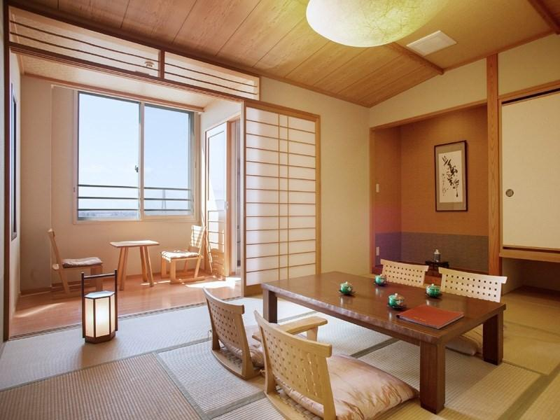 Japanese-style Room (Scenic View Floor)