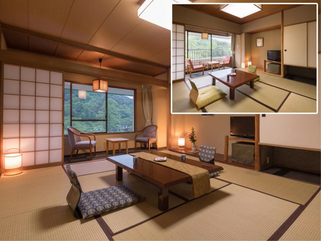 Japanese-style Room *Allocated on arrival - Guestroom