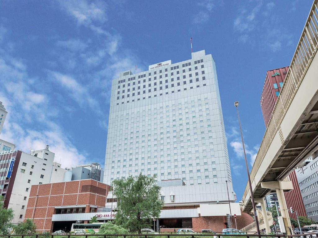 More about ANA Crowne Plaza Hotel Sapporo